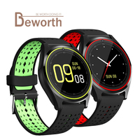 V9 Smart Watch SIM Card Phone With Camera TF Bluetooth Smartwatch Pedometer Health Sports Men Women Wristwatch For Android iOS