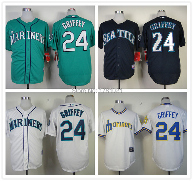 huge selection of 0e5ba 4f95b ken griffey jr jersey aliexpress