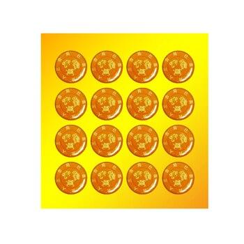 Customized       3d epoxy sticker dome label