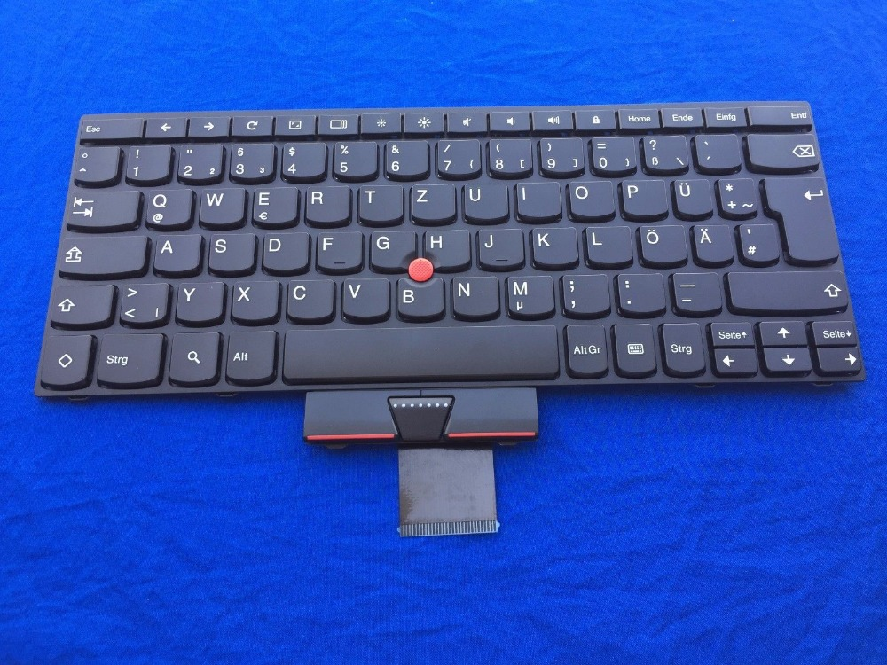 New notebook laptop keyboard for  IBM THINKPAD E120 X121e X130e X131E Keyboard German Deutsch DE GR QWERTZ Frame new gr laptop keyboard with frame for samsung 355v5c 350v5c 355 v5x german keyboard