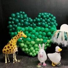 Walking animal balloon birthday cute duck dog panda pig pet child party baby shower decoration
