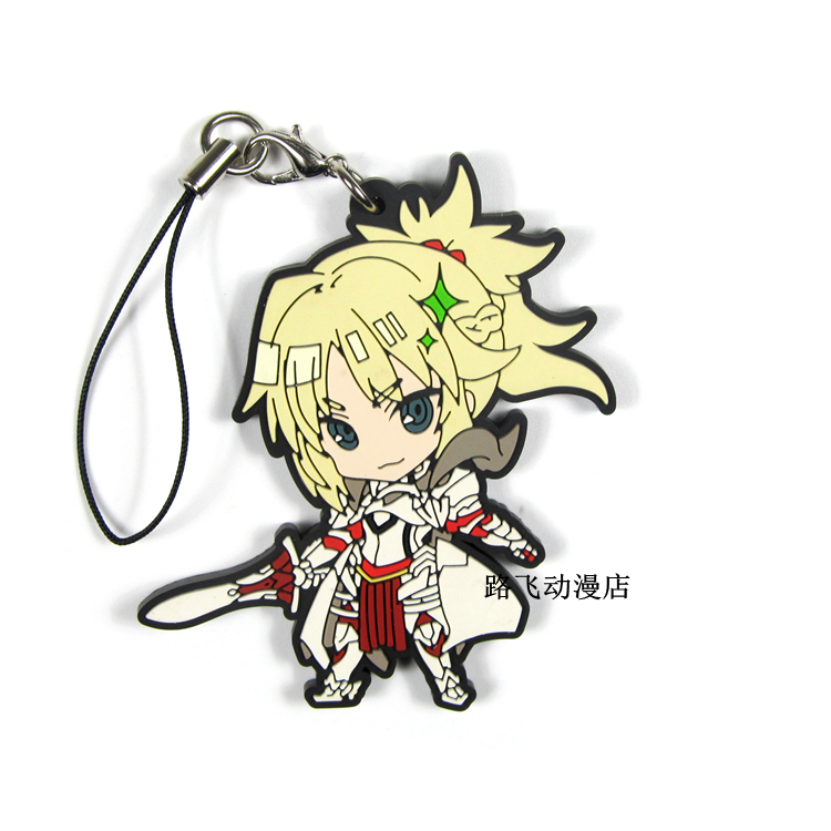 Luggage & Bags Japan Original Fate Grand Order Fgo Keychain Anime Solomon Game Acrylic Pendant