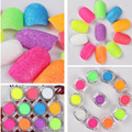 1 Box Shinning Sandy Nail Powder 11 Candy Colors Nail Dust Manicure Nail Art Glitters Powder Nail Decorations