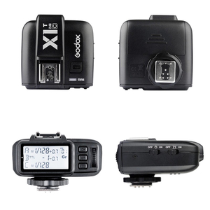 Image 4 - Godox X1 キット TTL 2.4 グラムワイヤレスフラッシュトリガートランスミッタ & レシーバーニコン用、キヤノン用ソニー godoxTT685 V860 フラッシュスピードライト