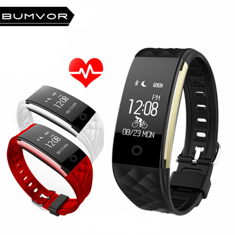 2018 S2 Smart Band Fitness Tracker Pulse Watch Pulsometro Pedometer Bracelet Heart Rate Monitor Cardiaco pk xiaomi mi band 2 new ecg smart bracelet b9 smart wristband heart rate blood pressure smart band pedometer fitness tracker pk xiaomi mi band 2