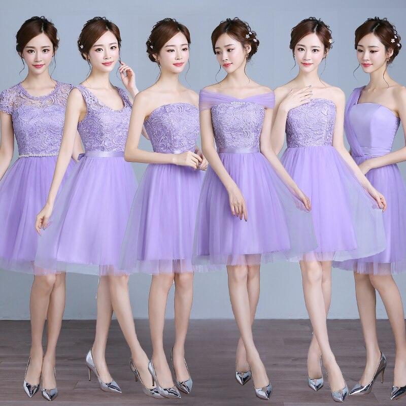 Asombroso Vestidos De Dama De Bodas En El Extranjero Ornamento ...
