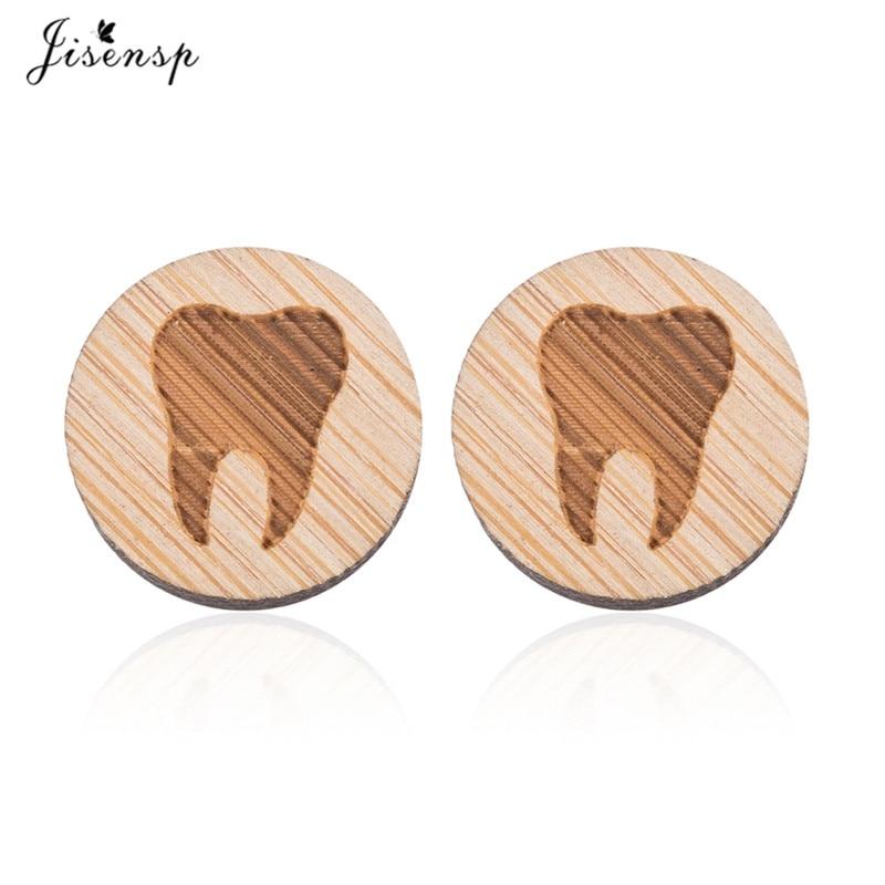 teeth earrings