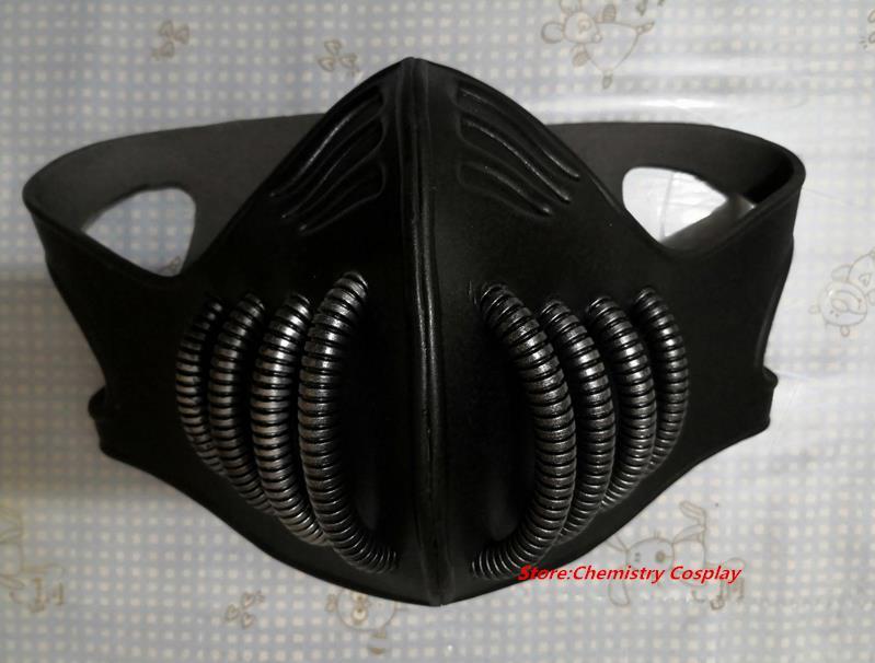 My Hero Academia Himiko Toga Cosplay Mask Material:EVA