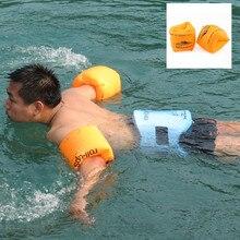 1 пара ПВХ плавать ming рука кольцо круг Поплавок воды надувные рукава для взрослых детей безопасности Обучение надувной в плаванье спасательный круг