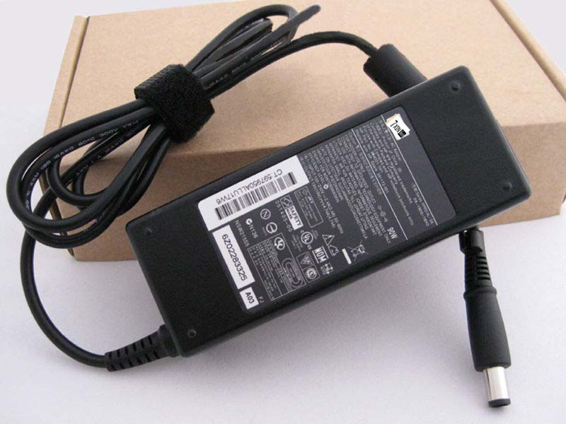 Genuine HP 384021-001 PA-1900-18H2 19V 90W AC Adapter for Elite Series Laptops