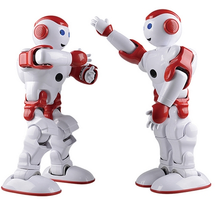 KID TOY SMART HUMANOID ROBOT UBTECH Programmable Humaniod Robot For Intelligent Life High End DIY Smart Robot