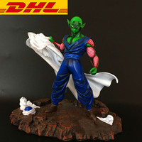 Dragon Ball Piccolo BIC Resin Model Statue Cape Bick Protects Rice Decoration Crafts Collectible Model Toy Boxed T119