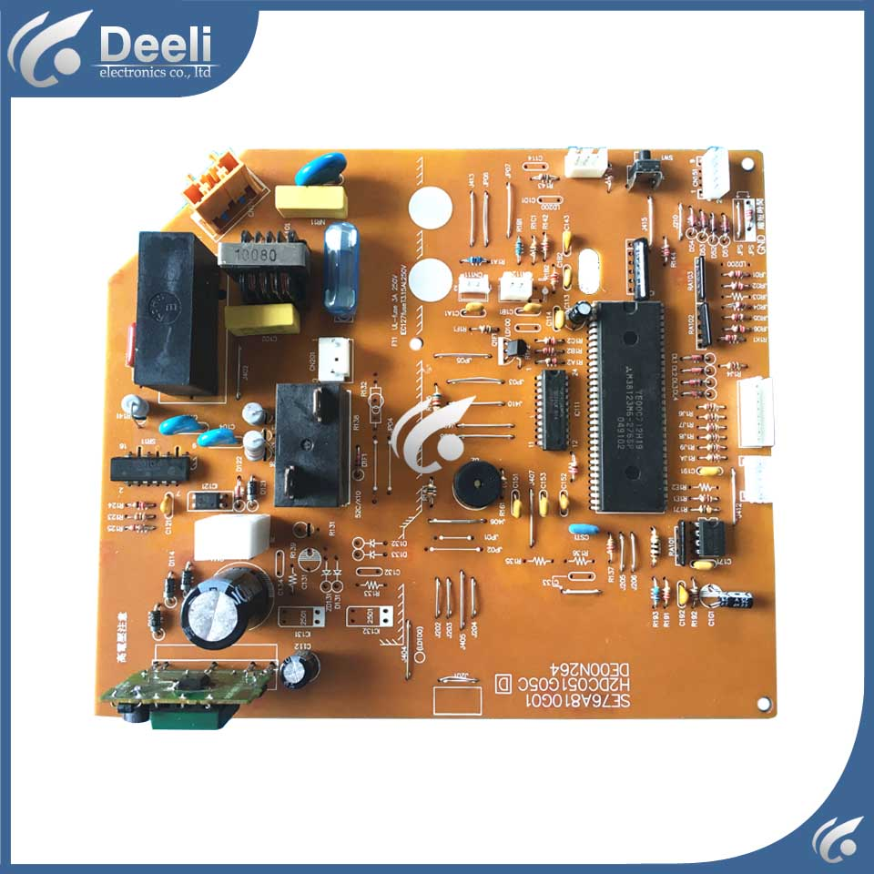 new Compatible board for air conditioning board SE76A810G01 H2DC051G05C DE00N264 control board Computer board  new air conditioning compressor 20y 810 1260 for new pc200 8 pc220 8