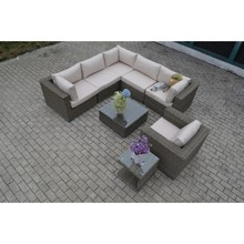 Trade Assurance SGS high quality unique sectional synthetic rattan sleeper sofas  sc 1 st  AliExpress.com : unique sectional - Sectionals, Sofas & Couches