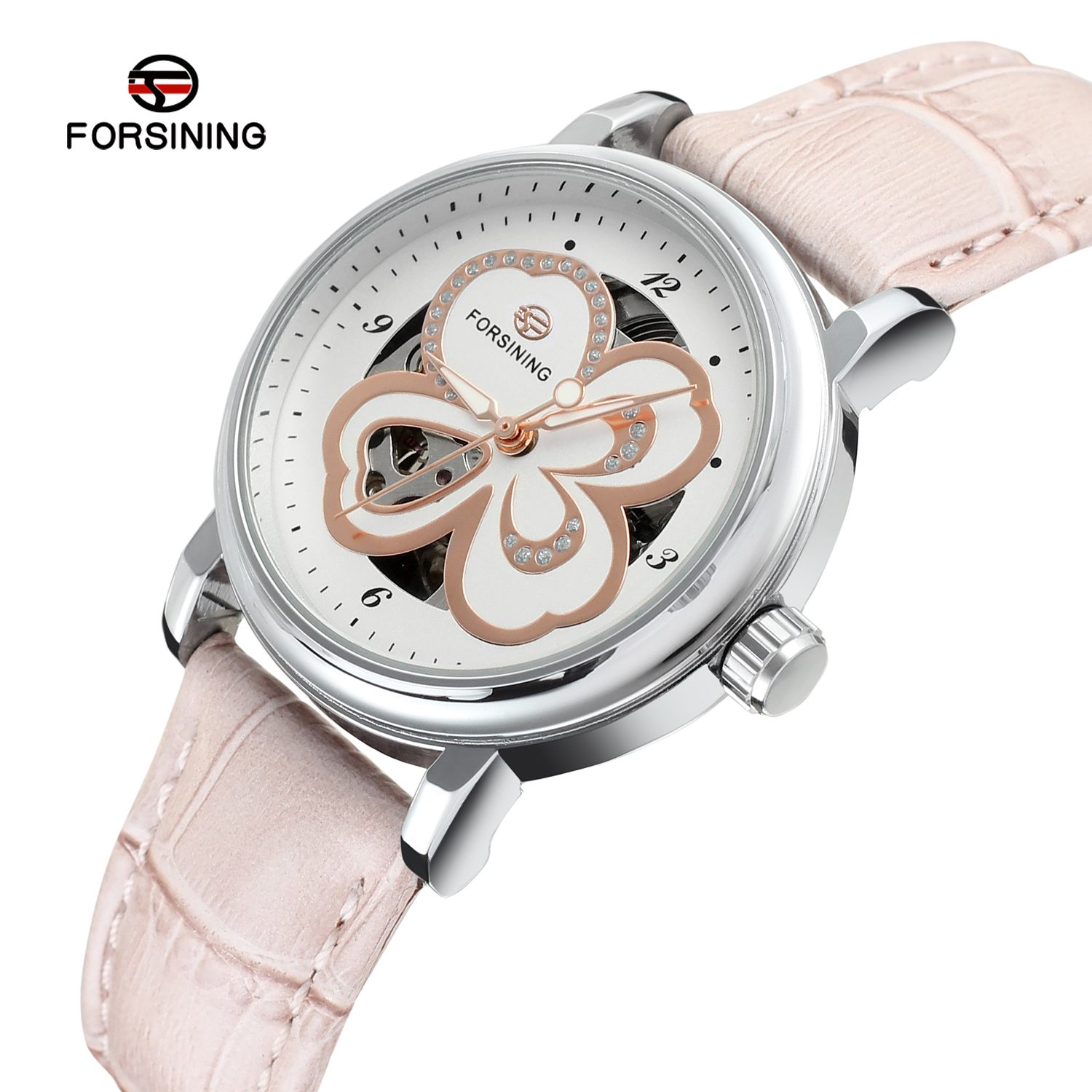 2019 Forsining Women Famous Top Brand Red Leather Automatic Ladies Mechanical Relogio Feminino Clockrelojes Clock Relojes Mujer2019 Forsining Women Famous Top Brand Red Leather Automatic Ladies Mechanical Relogio Feminino Clockrelojes Clock Relojes Mujer