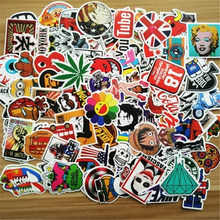 200Pcs Random Stickers for Notebook Scrapboking Stiker for Children Car-Styling Kids Stickers Sheets Toy For Laptop Suitcase(China)