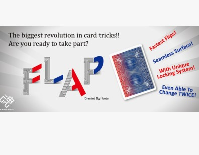 Flap By Hondo Magic Tricks