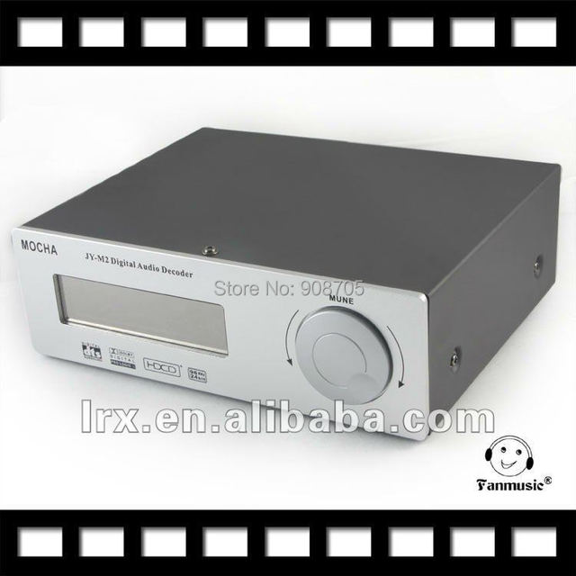 NEW MOCHA JY-M2 AC3 DTS 5.1 DIGIT AUDIO DECODER DTS DECODER
