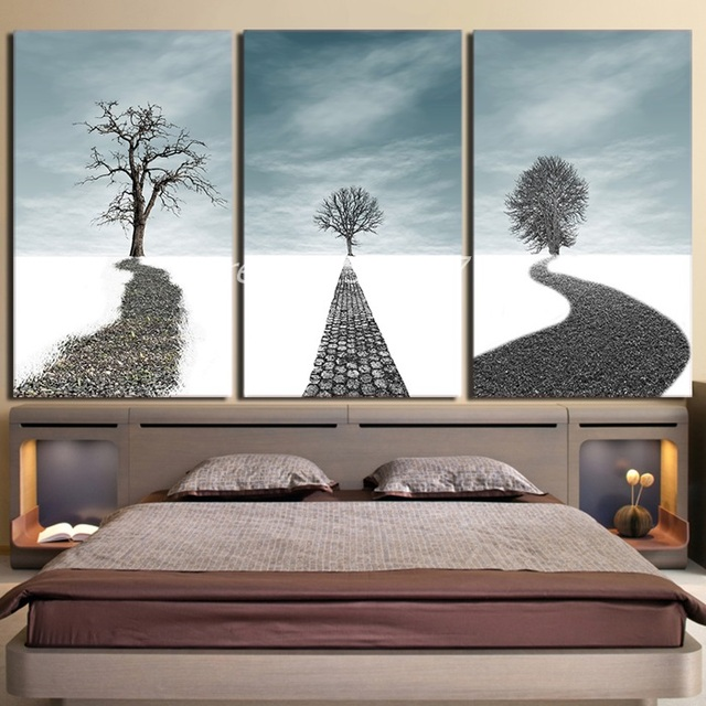 Beautiful quadri per camera da letto ideas home interior ideas for Quadri camera da letto moderna