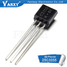 US $1.11  50PCS 2SC3355 TO92 C3355 TO 92 New Original-in Integrated Circuits from Electronic Components & Supplies on Aliexpress.com   Alibaba Group