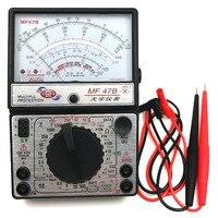 MF47B Voltage Current Tester Resistance Analog Display Multimeter DC/AC