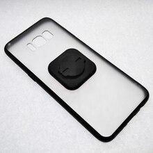 Capa de celular com adaptador universal, para galaxy a7 2018/s10/10 plus/note 8/9 for sram montagem de bicicleta garmin quatoriers bryton gub