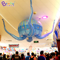 Marine/Ocean theme inflatable jellyfish, party decorations, inflatable decorating jellyfish balloon inflatable toy