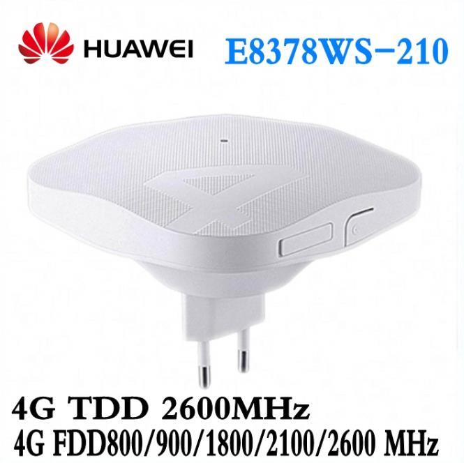 Unlocked Huawei E8378 E8378Ws-210 Web Cube 150Mbps WiFi Modem 4G LTE Wireless Router PK E8372 E3372