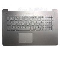 NEW Russian Keyboard For Asus N750 N750JV N750JK RU Laptop Keyboard