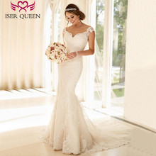 Buy color embroidered wedding dress and get free shipping on ... 5738efb997c0