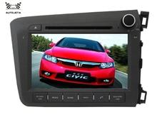 4ui intereface объединены в один система dvd-плеер автомобиля для Honda Civic Право 2012 2013 Bluetooth GPS Navi Радио камеры стерео карта