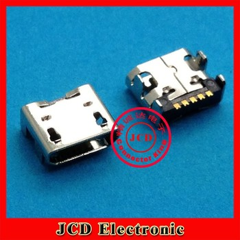 ChengHaoRan micro usb connector micro usb charging port For LG E400 E610 P880 L7 F180 LF200-F160LV Google nexus4,MC-117 image