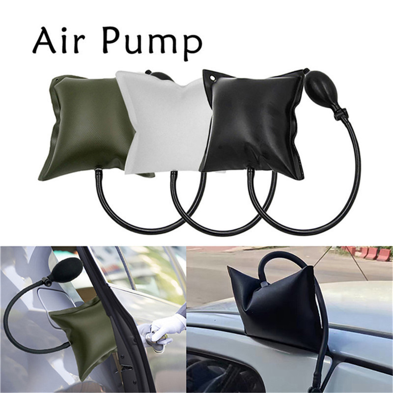Air Pump Wedges Inflatable Airbag For Door Windows Car Powerful Installation Alignment Repair Tool