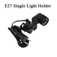 2 Pieces Dison Photography Photo Light Lamp Bulb Single Holder E27 Socket Flash Bracket Studio Newly