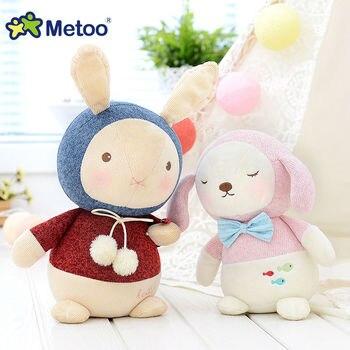 Мультяшный плюшевый кролик Metoo 2