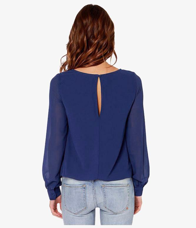 Women Blouses 2019 Fashion Long Sleeve Turn Down Collar Office Shirt Chiffon Blouse Shirt Casual Tops Plus Size Blusas Feminin
