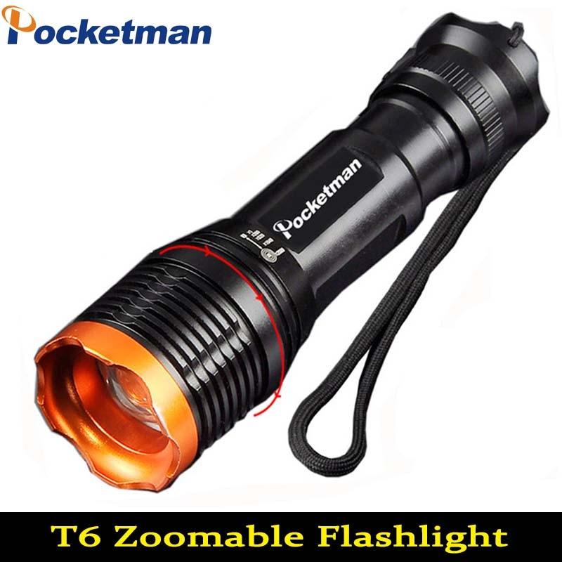 Светодиодный фонарик <font><b>3800</b></font> люмен фонарик Масштабируемые тактический фонарик 18650 Лампе Torche linternas zaklamp Taschenlampe <font><b>torcia</b></font> ZK60