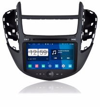 S160 Android Car Audio FOR CHEVROLET TRAX 2013 car dvd gps player navigation head unit device BT WIFI 3G