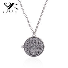YUKAM Gothic Punk Antique Silver (China)