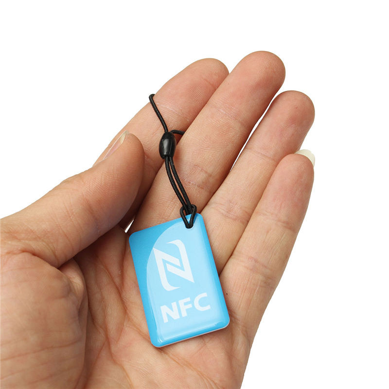 4PCS A Lot N T A G 216 Universal 888 bytes NFC Tags for Business ...
