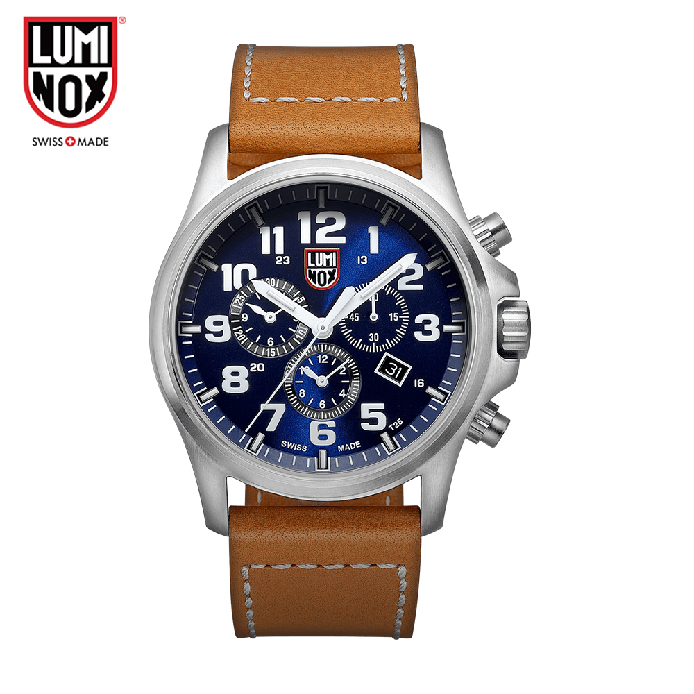 Luminox Made in Switzerland A.1944 XL.1944 The army men's series of waterproof luminous quartz luminox a 8841 km set xl 8841 km set the land series of quartz