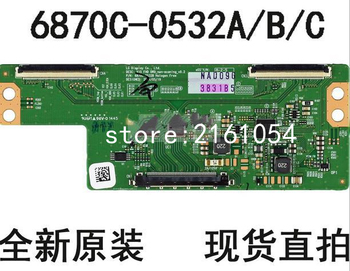 100% original V15 FHD DRD 6870C-0532A 0532B 0532C logic board instock led tv brand new original ld320eun slm1 8f1 logic board 6870c 0790a spot tcon