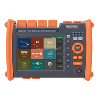 NK5600 SM OTDR 1310 1550nm 30/32dB Optical Time Domain Reflectometer with With VFL 5MW OPM Light Source Fiber Optical OTDR