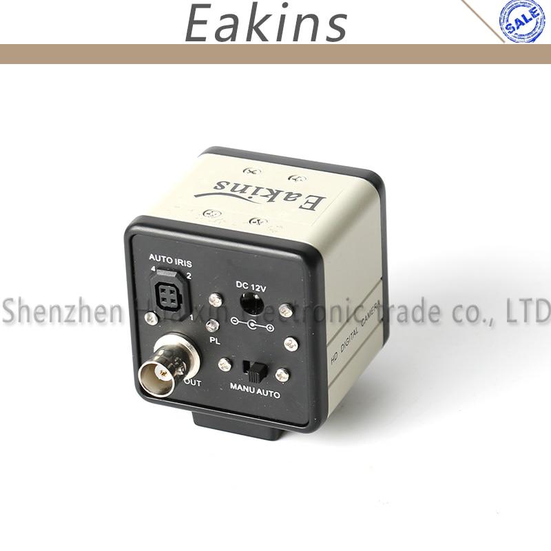 все цены на 800TVL 1/3 CCD Digital Industry Video Microscope Camera CS C-Mount Lens Support BNC AV Color Video Output SMD BGA PCB Soldering