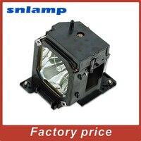 Snlamp 교체 프로젝터 램프 ELPLP12 V13H010L12 용 EMP 5600 EMP 5600p EMP 7600 EMP 7600p EMP 7700 EMP 7700p 프로젝터 전구 가전제품 -