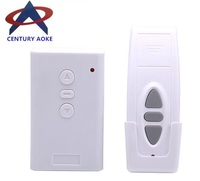 AC220V Wireless Remote Control 315MHz 433MHZ Front Controller For Electric Projector Screens Electric Curtains Tower Garage