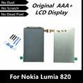 100% funcionando bem LCD substituição para Nokia Lumia 820 LCD Screen Display vidro com ferramentas gratuitas