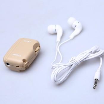 AMPLIFICADOR DE voz XM-919T para Sonido Personal, audífono de bolsillo para sordos, ayuda auditiva