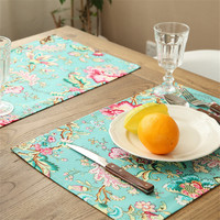 Europe Wedding Cloth Napkins Tea Towels Linen Napkin Home Kitchen Tableware Mat For Hotel Restaurant 32x45cm