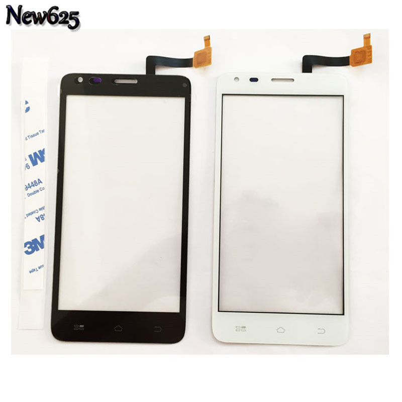 10 Pcs/Lot, New Touch Screen Panel Glass For Fly IQ456 ERA Life 2 Touchscreen Digitizer Repacement